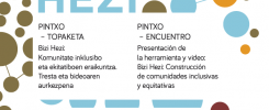 Bizi Hezi: Construcción de comunidades inclusivas y equitativas