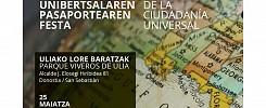 Fiesta del pasaporte de la ciudadanía universal