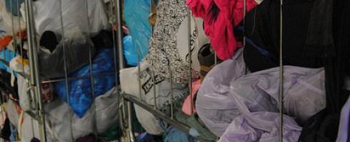 Emaús recogerá el textil para su reutilización en .......