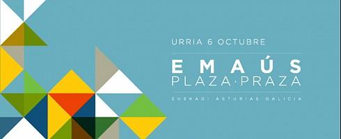 Emaús Galicia y Emaús País Vasco presentan el even.......