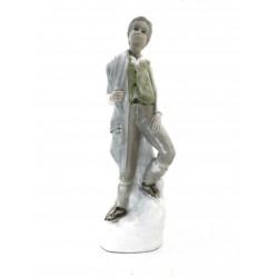 Figura de porcelana Tito