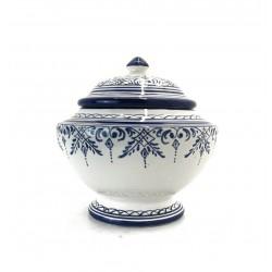 Caja bombonera de cerámica Talavera
