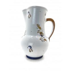 Jarra de cerámica de Talavera