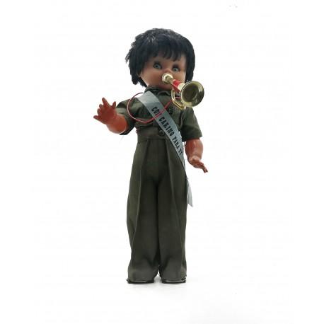 Muñeca de plástico