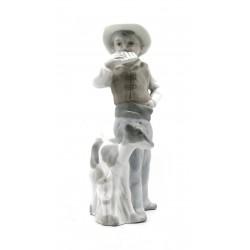 Figura de porcelana Tendra