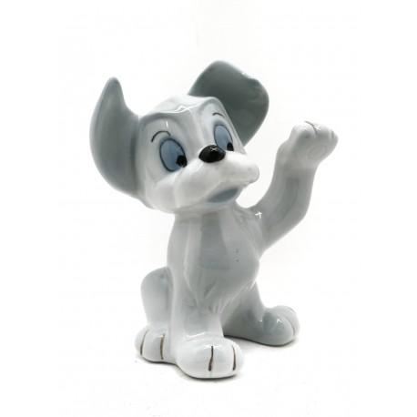 Figura Disney de porcelana