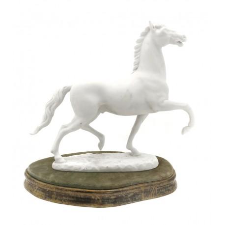 Caballo de porcelana Bidasoa
