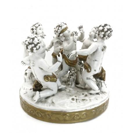 Figura de porcelana de Salvador Mallol